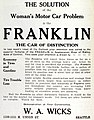 Franklin Automobiles (1913) (ADVERT 399).jpeg