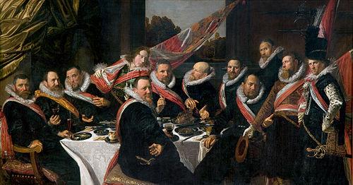 Frans Hals - Banket van de officieren van de Sint-Joris-Doelen.jpg