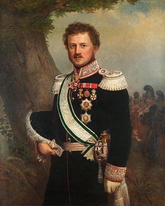 Civil Order of Saxony - Prince Emil von Hessen und bei Rhein, Knight Grand Cross