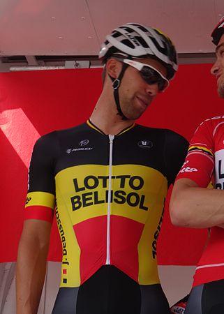 Frasnes-lez-Anvaing - Tour de Wallonie, étape 1, 26 juillet 2014, départ (B096).JPG
