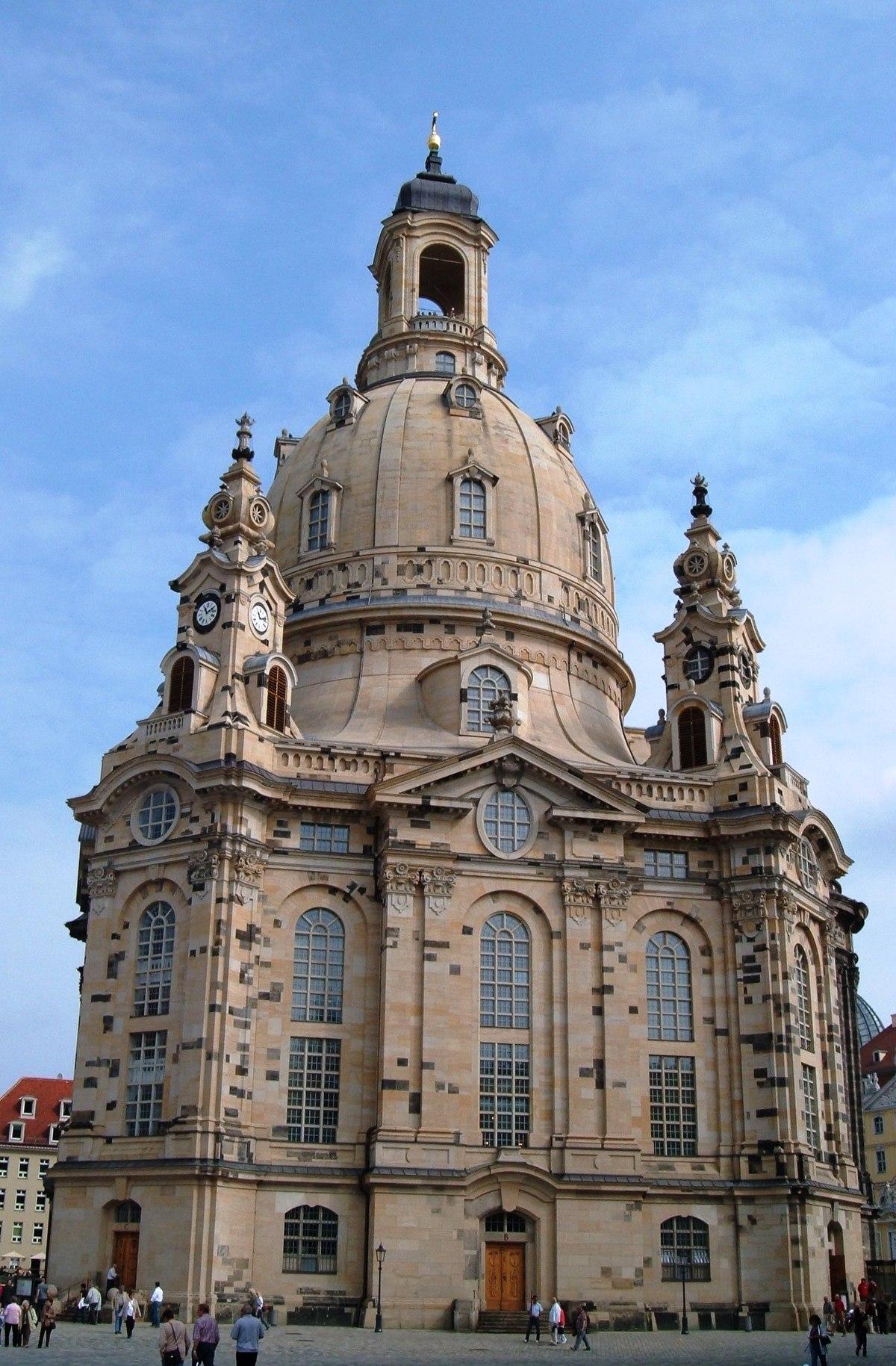 Frauenkirche (Dresden) - Wikipedia