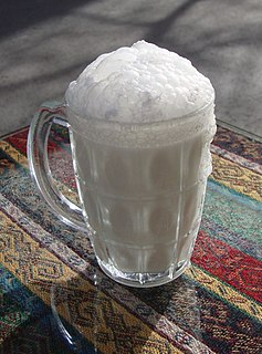 Ayran Yoghurt-based, salted drink