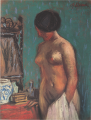 FujishimaTakeji-1920-Nude(in front of a Mirror).png