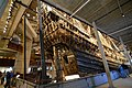 Fully intact 17th century ship that has ever been salvaged, the 64-gun warship Vasa (24561909310).jpg