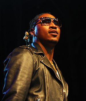 Future (rapper) - Future performing in 2014