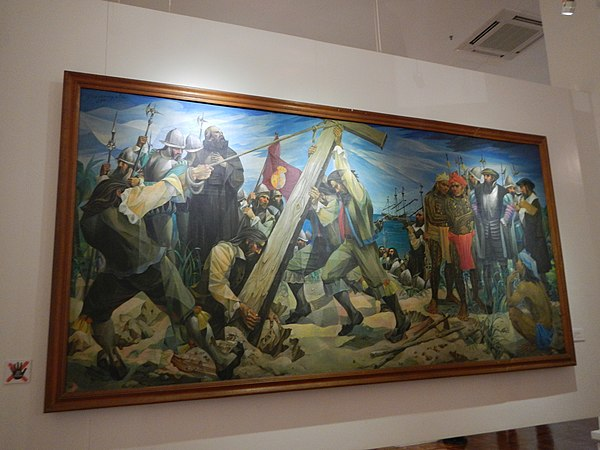 About botong francisco painter philippines upclosed for Blood in blood out mural location