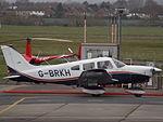 G-BRKH Piper Dakota (23722759802).jpg