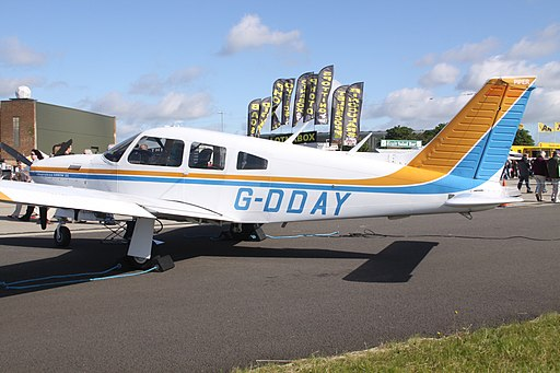 G-DDAY Piper PA-28R-201T Turbo Arrow III (8580499552)