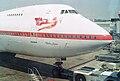G-TKYO Boeing 747-212B Virgin Atlantic Airways, London - Gatwick - UK, August 1990. (5500094534).jpg