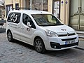 G4S Citroën Berlingo in Vene street.JPG