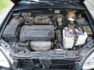 GM Family 1 engine - 1.5 L E-TEC 16V