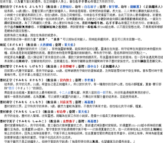 GNU Unifont - Sample in Japanese and Chinese