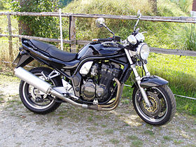 Image illustrative de l'article Suzuki GSF Bandit