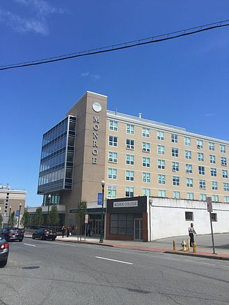 Monroe College - Gaddy Hall at Monroe College - New Rochelle Campus
