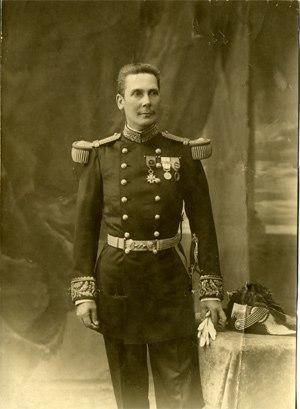 Gaëtan Bonnier - Bonnier in 1900