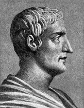 Publius Cornelius Tacitus (fictional image)