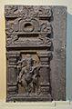 Ganesha - Black Stone - Circa 11th Century CE - Bihar - ACCN A25162 - Indian Museum - Kolkata 2015-09-26 4005.JPG