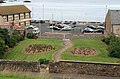 Gardens at an old burial ground in Eyemouth - geograph.org.uk - 943980.jpg