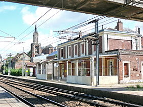 Image illustrative de l'article Gare d'Ailly-sur-Noye