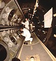 Gargamelle chamber at CERN, November 1970.jpg