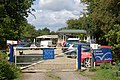 Gateway into Clifton Cruisers boatyard - geograph.org.uk - 1414803.jpg