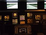 Gateway to space 2016, Budapest, the Space Shuttle cockpit 2.jpg
