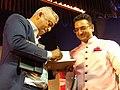 Gaurav Bhatia with Rajdeep Sardesai.jpg