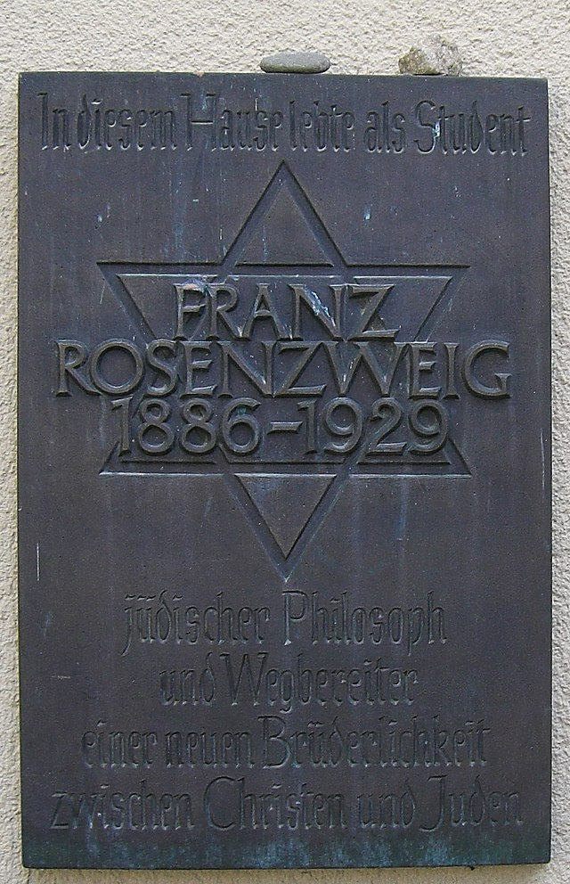 Image result for franz rosenzweig