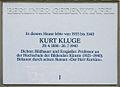 Gedenktafel Krottnaurerstr 64 (Niko) Kurt Kluge.jpg