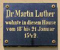 Gedenktafel Markt 13 (Naumburg) Martin Luther.jpg