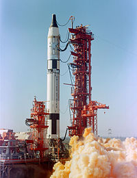 1965: Gemini 3 – Liftoff