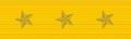 General of the army rank insignia (Mengjiang).png