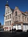 Gent, monumentaal pand bij de Vrijdagmarkt 2010-10-10 14.26.JPG