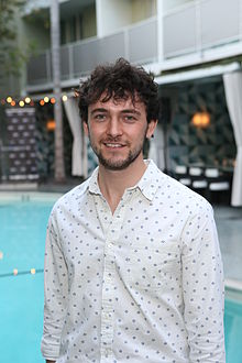 Description de l'image  George Blagden 2014.jpg.