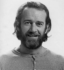 George Carlin 1975 (Little David Records) Publicity.jpg