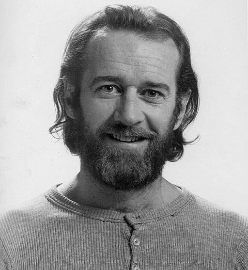 George Carlin 1975 (Little David Records) Publicity