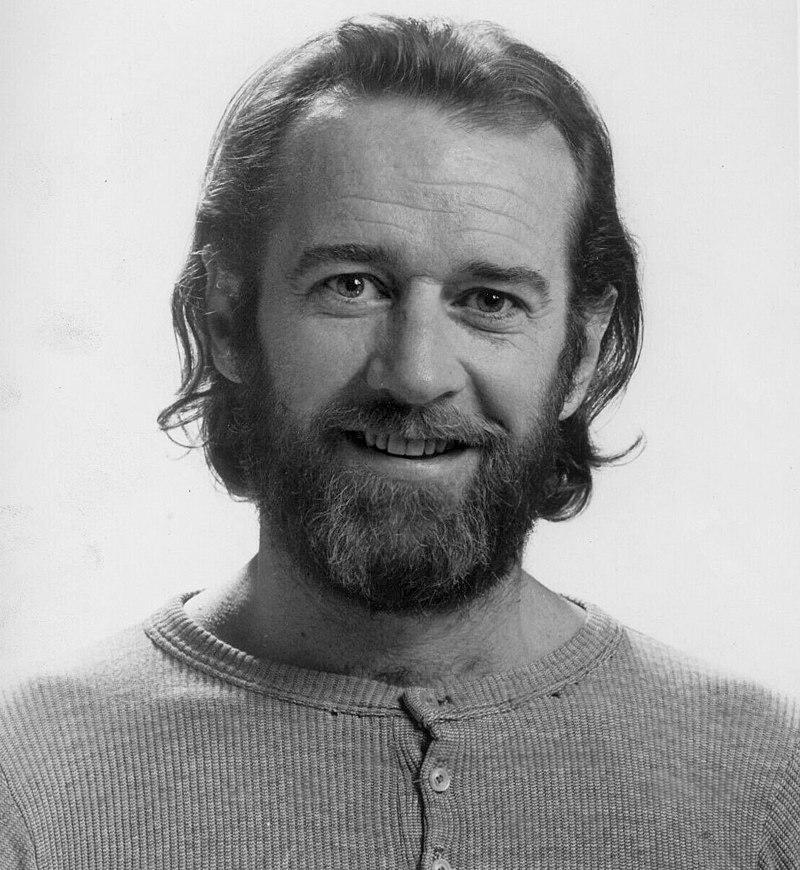 George Carlin 1975 (Little David Records) Publicity.jpg