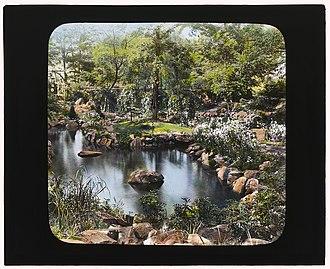 George Fisher Baker - Baker's estate in Tuxedo Park
