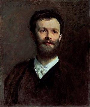 George Henschel - George Henschel, John Singer Sargent, 1889