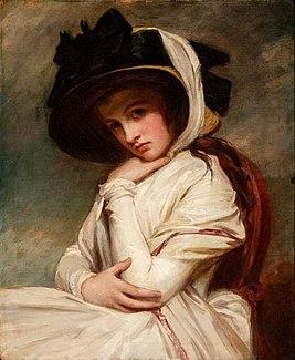 Emma, Lady Hamilton Mistress of Lord Nelson