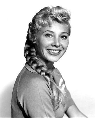 Georgine Darcy - Darcy in 1960