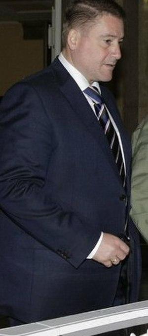Georgy Boos - Georgy Boos in 2009