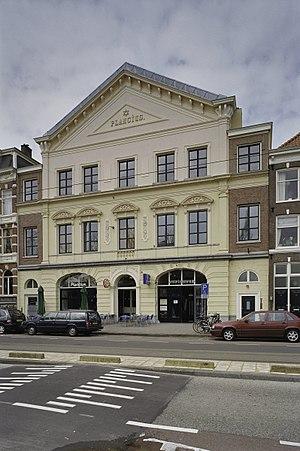 Verzetsmuseum - Verzetsmuseum in 2005