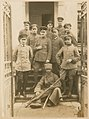 German officers and Cossack (9368766644).jpg