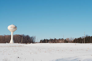 Germantown, Wisconsin - Water tower