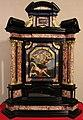 Giacinto brandi, san girolamo ode la tromba del giudizio, su orologio di fattura romana (giuseppe campani).JPG