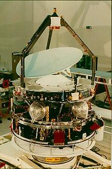 Giotto (spacecraft) - Wikipedia