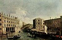 Giovanni Antonio Canal - Il Canale Grande a Rialto.jpg