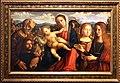 Giovanni mansueti, madonna con santi e un donatore.jpg