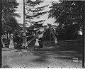 Girls playing on slide, Seattle, ca 1910 (MOHAI 2520).jpg